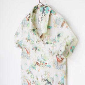 chemise-bebe-imprimee-savane (1)