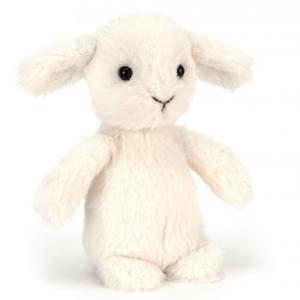 jellycat fluffy lamb agneau
