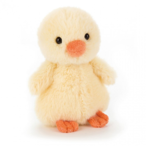 jellycat fluffy yellow chicks