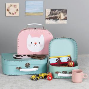 Paniers et sets de valises
