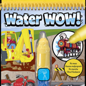 water wow coloriage à l'eau véhicule melissa and doug