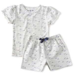 Pyjama fille court