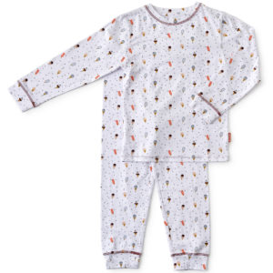 Pyjama long fille