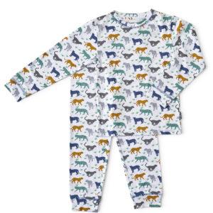 Pyjama long garcon
