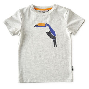 Tee-shirt garcon a motif2