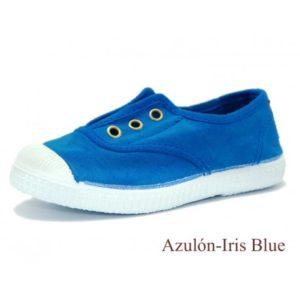 bambas bleu