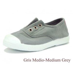 bambas gris