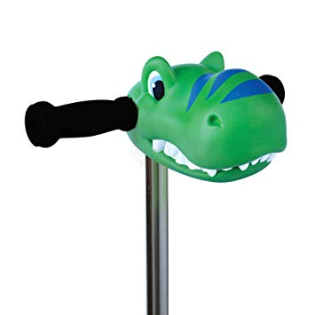 tete de trottinette rex vert