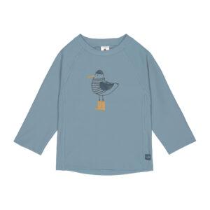tshirt uv bleu mouette