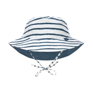 chapeau anti uv rayures